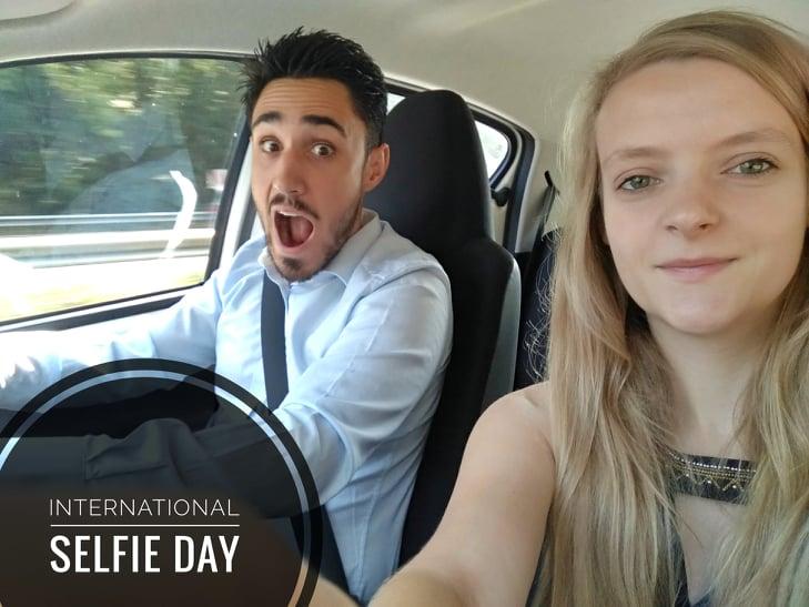 Zo maak jij de perfecte selfie op International Selfie Day