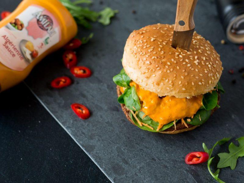 Amilah Burger